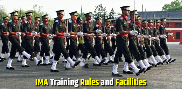 IMA Training Rules and Facilities