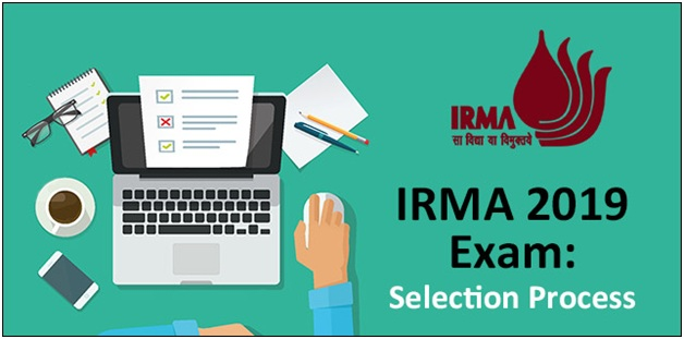 IRMA 2019 Exam: Selection Process