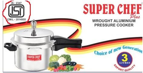 ISI Super chef