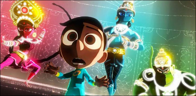 Indian Animation Goes Global