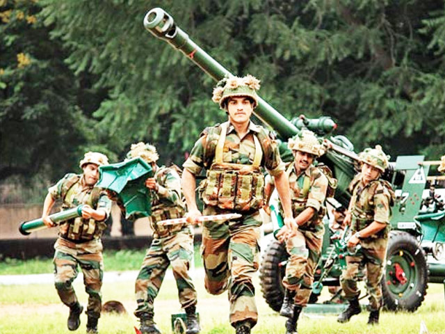 Army Recruitment Rally 2019 in J&K