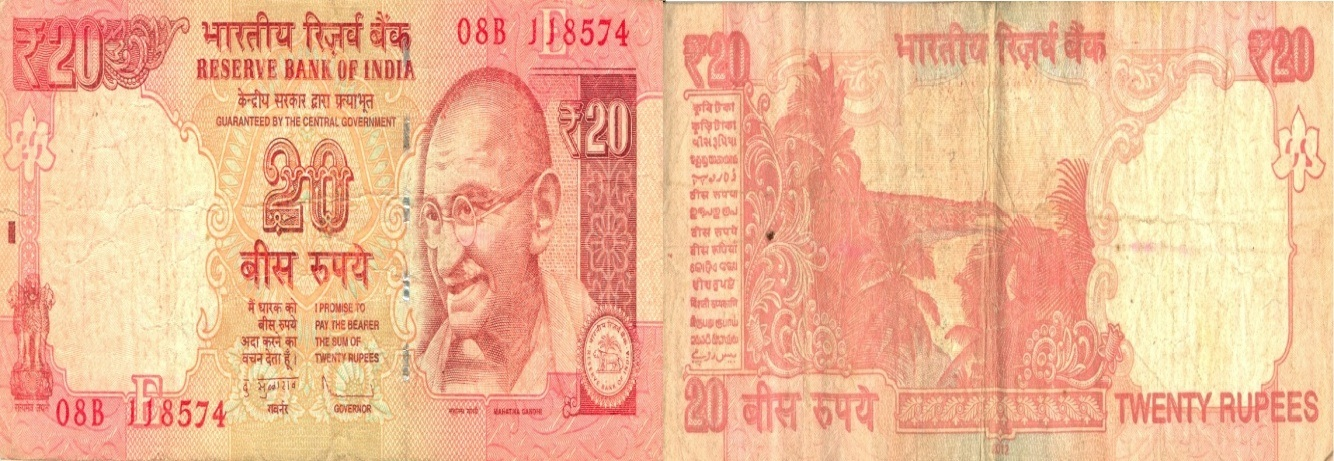 The History of the Indian Currency Notes and its Evolution