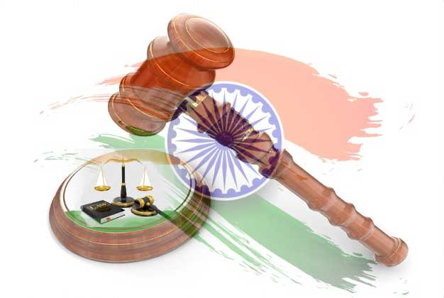 Development of Judicial system during British India
