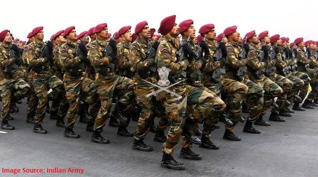 Indian Army Structure and Formation for NDA & CDS Exam 2017=