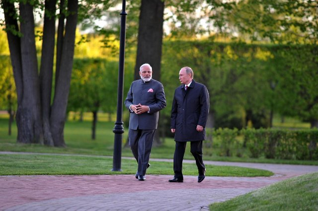 India Russia Defence energy strategic relations=