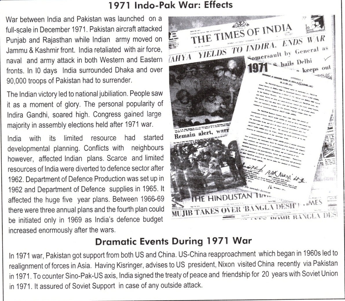 What were the reasons behind indo pakistan war and its effects negotiations broke out between indian premier indira gandhi and pakistani president za bhutto which led to the signing of shimla agreement in june 1972 for platinumwayz
