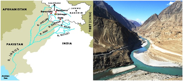 CDS (I) 2018 Exam: Indian Geography practice Qns. on River Systems & Lakes