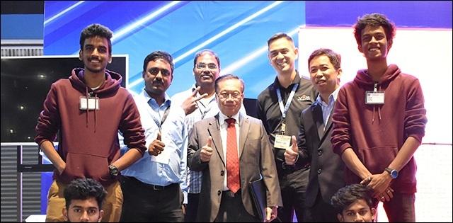 International VEX Robotic Competition, Manila, Philippines