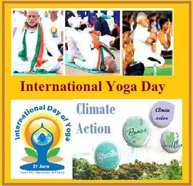 Image result for international yoga day 2019