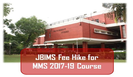 JBIMS FEE HIKE 2017, mhcet 2017, jbims fee hike