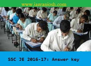 JE answer 2016