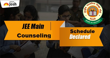 JEE Main counseling 2017