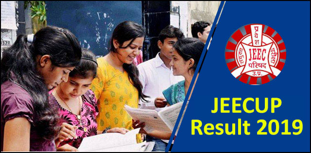 Check JEECUP (UP Polytechnic Entrance Exam) Result 2019, Score Card