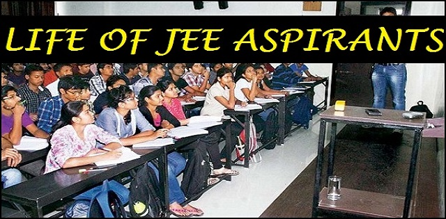 Life at JEE Coaching Institutes