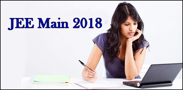 JEE Main Examination 2018: Mathematics