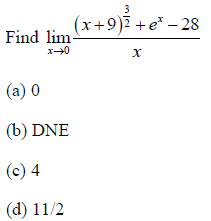 JEE Main Maths Practice Paper