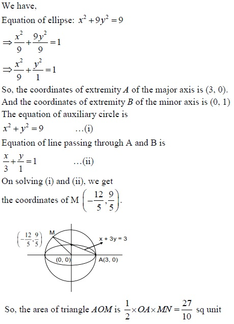JEE Main 2019 Maths practice paper