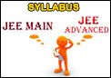 JEE Main and JEE Advanced syllabus difference