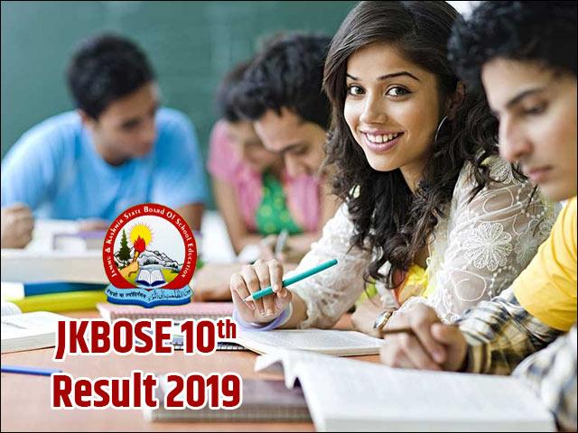 JKBOSE-10th-Result-2019