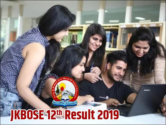 JKBOSE-12th-Result-2019