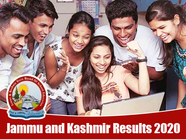 Jammu and Kashmir Result 2020