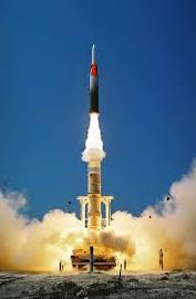 Jericho III Missile