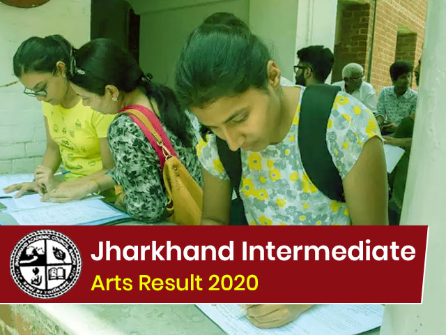Check Jharkhand Board Jac 12th Intermediate Arts Result 2020 Date