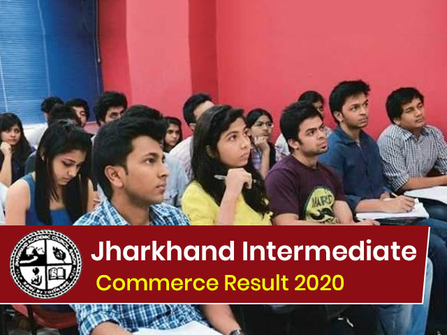 Jharkhand Board Intermediate (12th) Commerce Result 2020