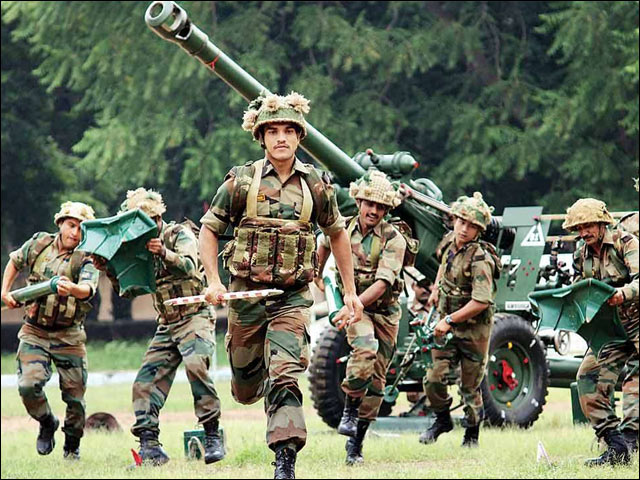 Salary Structure of Army Personnel that every aspirant