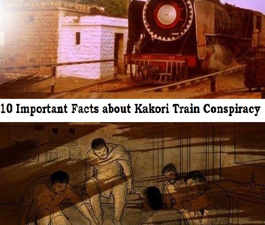 Kakori Train Conspiracy