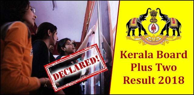 SSLC Kerala Result 2018 declared, Check Now @ keralaresults.nic.in