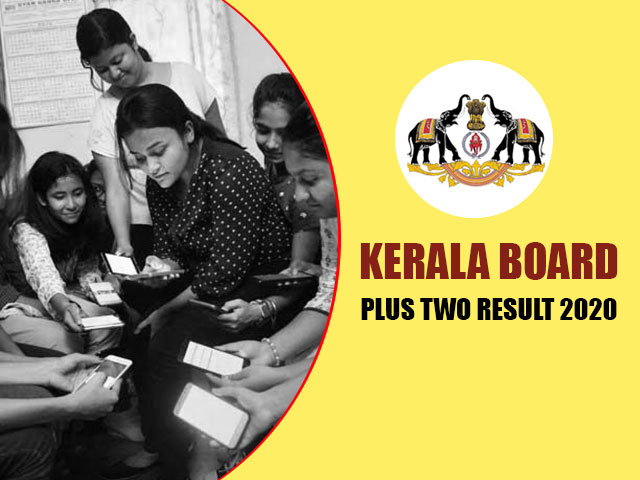 Kerala Board DHSE Plus Two Result 2020