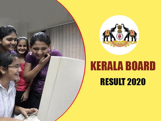 Kerala Board Results 2020