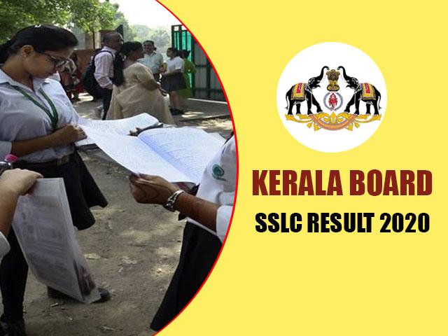 Kerala Board SSLC Result 2020