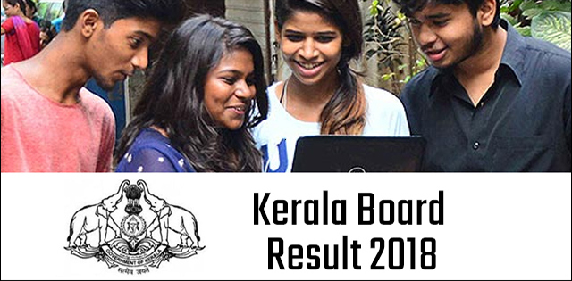 SSLC and Plus 2 Results 2018 Kerala