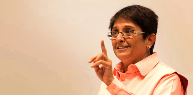 Kiran Bedi backs Centralised Admission Committee decision in PIMS admission row