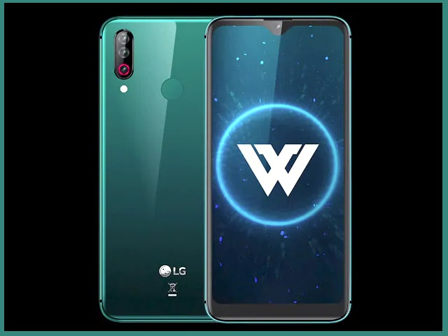 LG W30 Specifications