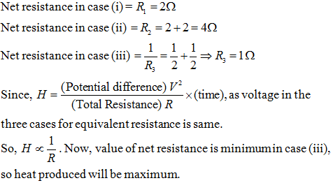numerical pronlems containing resistance