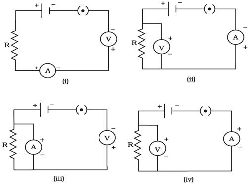 Electricity Circuit Diagrams