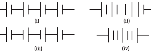 cells conneced in series combination