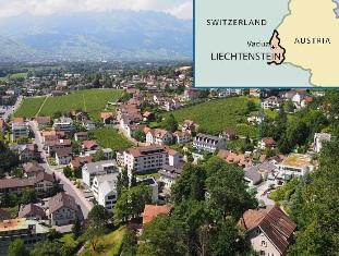 Liechtenstein smallest country