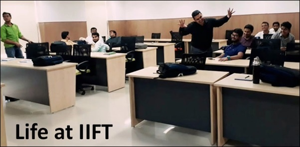 Life at IIFT: International Business in the Vicinity of 'Sanjay Van'