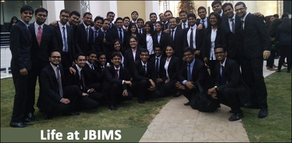 Life at JBIMS: A Push beyond Your Limit