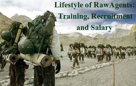 Life Style of RAW Agents|Training, Recruitment & Salary