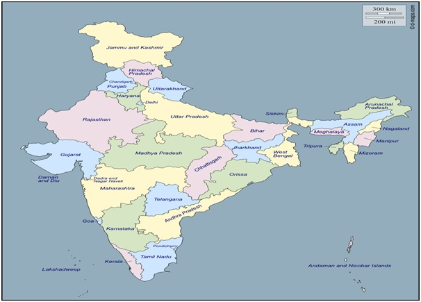 List of Major Crops and Producing States in India