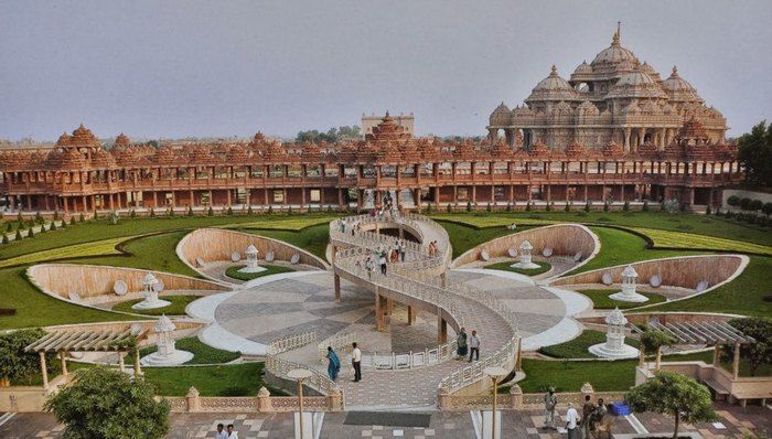 Lotus-Temple-Akshardham