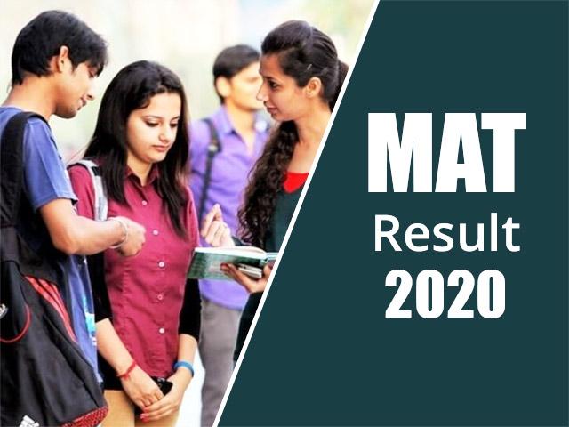 MAT Result 2020