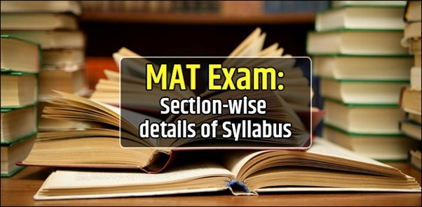 Aima Mat Exam Syllabus 2019 Detailed Section Wise