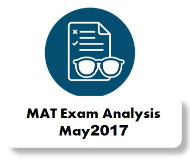 MAT EXAM ANALYSIS, MAT 2017, MAT EXAM