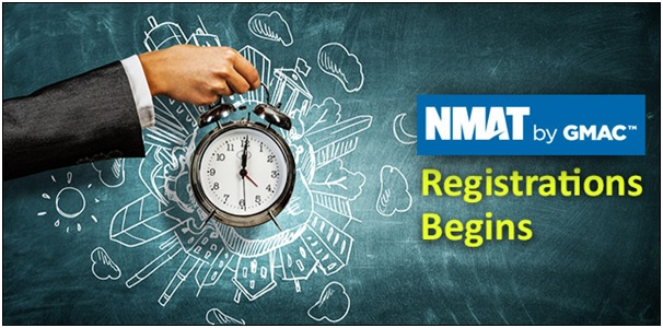 NMAT by GMAC Registrations Open; Get complete details here